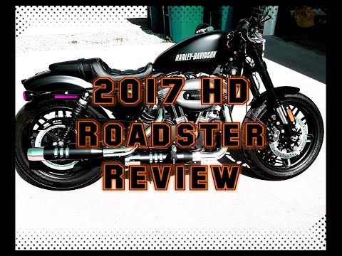 My 2017 Harley Roadster Review – A Sport Bike Riders Opinion.