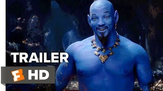 Check out the official Aladdin Trailer starring Will Smith! Let us know what you think in the comments below. ► Buy Tickets to Aladdin: https://www.fandango.com/aladdin-2019-214978/movie-overview?cmp=MCYT_YouTube_Desc  US Release Date: May 24, 2019 Starring: Billy Magnussen, Will Smith, Naomi Scott Directed By: Guy Ritchie Synopsis: A live-action retelling of the 1992 Disney film of the same name.  Watch More Trailers:  ► Hot New Trailers: http://bit.ly/2qThrsF ► In Theaters This Week: http://bit.ly/2ExQ1Lb ► Family & Animation Trailers: http://bit.ly/2D3RLiG ► Horror Trailers: http://bit.ly/2qRzZtr ► Action/Sci-Fi Trailers: http://bit.ly/2Dm6mTB ► Comedy Trailers: http://bit.ly/2D35Xsp ► Drama Trailers: http://bit.ly/2ARA8Nk ► Indie Trailers: http://bit.ly/2Ey7fYy ► Documentary Trailers: http://bit.ly/2AR1GSW ► Thriller Trailers: http://bit.ly/2D1YPeV ► New TV Trailers: http://bit.ly/2p9KIvn  Fuel Your Movie Obsession:  ► Subscribe to MOVIECLIPS TRAILERS: http://bit.ly/2CNniBy ► Watch Movieclips ORIGINALS: http://bit.ly/2D3sipV ► Like us on FACEBOOK: http://bit.ly/2DikvkY  ► Follow us on TWITTER: http://bit.ly/2mgkaHb ► Follow us on INSTAGRAM: http://bit.ly/2mg0VNU  The Fandango MOVIECLIPS TRAILERS channel delivers hot new trailers, teasers, and sneak peeks for all the best upcoming movies. Subscribe to stay up to date on everything coming to theaters and your favorite streaming platform.  #Aladdin #WillSmith #Disney