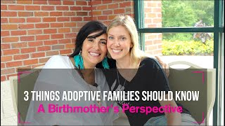 Advice from a BIRTH MOM to Adoptive Parents || Love Multiplies
