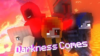 "♪ "" Darkness Comes "" ♪ - An Original Minecraft Animation [S2 