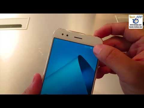 The ASUS ZenFone 4 (ZE554KL) Smartphone Hands-On Preview