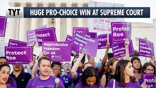 SCOTUS Strikes Down Abortion Restriction thumbnail