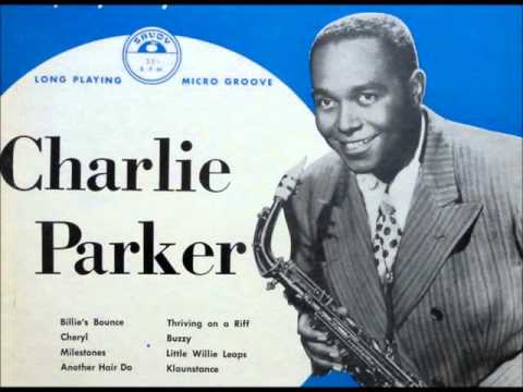 "Charlie Parker ""I Remember You"" FAVORITE Charlier Parker (1953) GREAT bebop sound Max Roach"