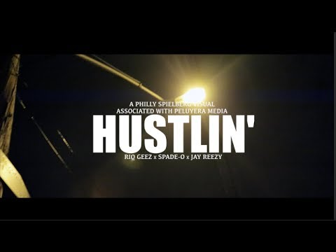 "Riq Geez feat. Spade-O & Jay Reezy - ""Hustln'"" [Official Video]"