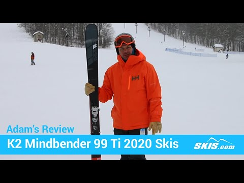 Video: K2 Mindbender 99 TI Skis 2020 1 40