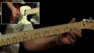 George Strait The Fireman Guitar Lesson