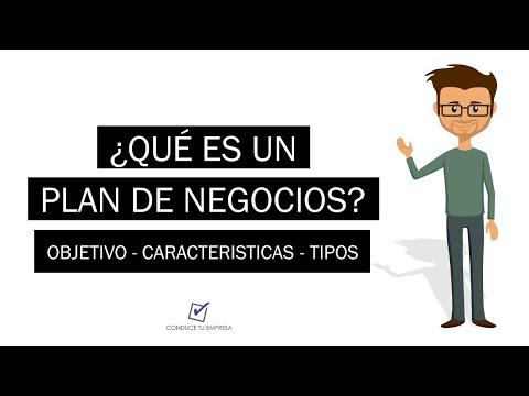 , title : '¿Que es un Plan de Negocios? | Objetivos y Características