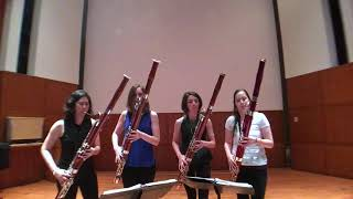 Lean on Me - The Breaking Winds Bassoon Quartet