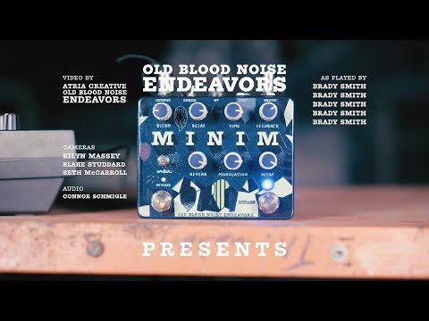 old blood noise endeavors — Minim Reverb Delay and Reverse