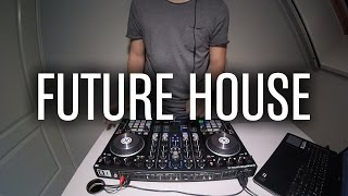 Future House Mix 2017 | The Best of Future House 2017 by Adrian Noble