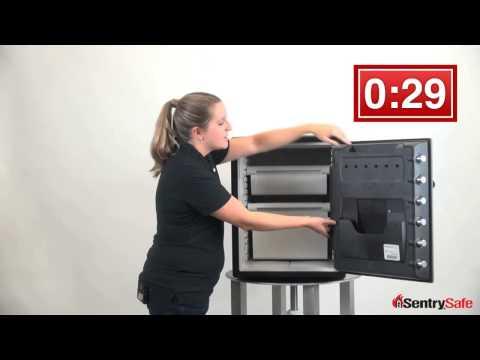 Sentry Safe SWF205GRC XX Large Digital Safe