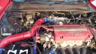 Honda Prelude 1997 H22A Doch Vitec