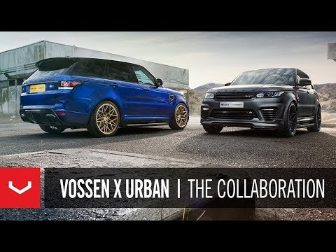 "Urban Automotive x Vossen Forged | ""The Collaboration"" 
