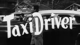 Taxi Driver - 1954
