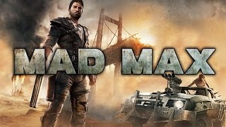 MAD MAX Game Movie (Extended cut, all cutscenes) [60fps, 1080p]