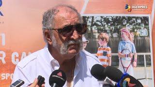 Ion Ţiriac a anunţat că renunţă la funcţia de preşedinte al Federaţiei Române de Tenis