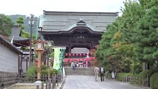 Zenko-jiTempleinNagano,Japan/善光寺長野観光