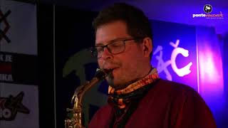 Video Martin Rufer Quartet - Live & Safe 2020