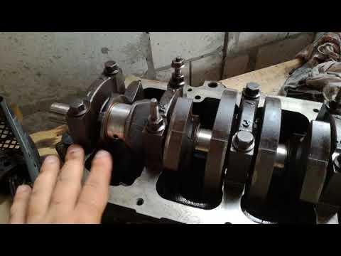 Форд мондео ремонт двигателя своими руками ч.1