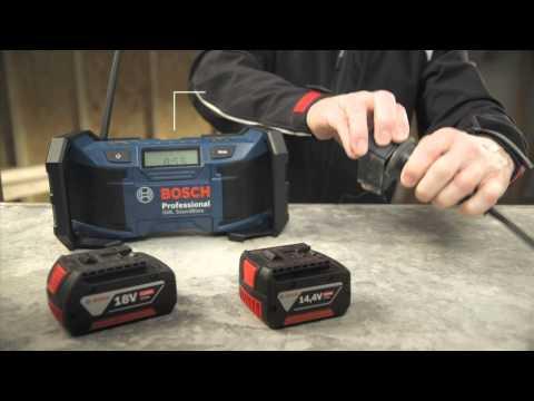 Bosch Radio | GML SoundBoxx Professional