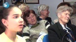 """Музыкальная гостиная """"Музыка нашего сердца"""""""