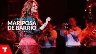 Mariposa De Barrio | Grandes Momentos En La Vida De Jenni Rivera | Telemundo Novelas
