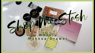 Shop My Stash | Weekly Makeup Drawer | Nancy G