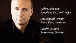 Schumann: Symphony No.2 in C major - P. Järvi / Staatskapelle Dresden