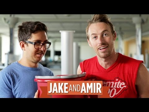 Jake and Amir: Ice Bucket Challenge