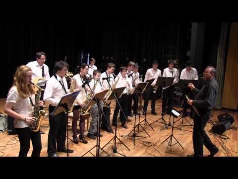 Aritmic Band - KYJOV-Krajské kolo soutěže tanečních a jazzových kapel ZUŠ Jihom