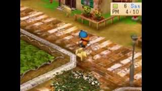 harvest moon back to nature rival events - 免费在线视频最佳