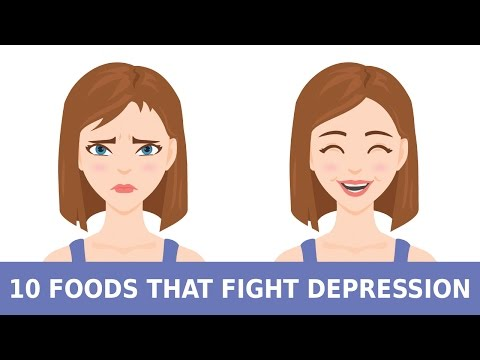 Video 10 Foods to Eat to Fight Depression | Natural Cures