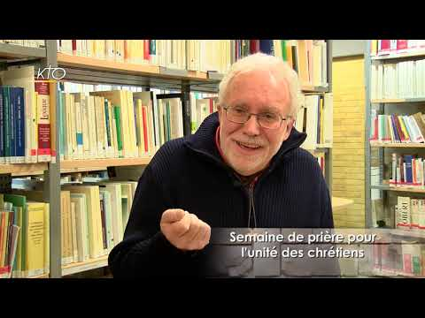 Père Alain Paillard - Semaine pour l'unité des chrétiens 2019