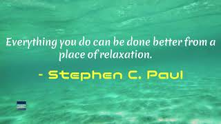 KEEP CALM QUOTES WITH INSTRUMENTAL MUSIC For Sleeping, Relaxing, Meditating, Studying And Spa