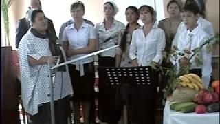 """Праздник Жатвы в Церкви """"Табея"""""""