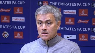 Jose Mourinho Full PreMatch Press Conference  Manchester United V Hull  EFL Cup