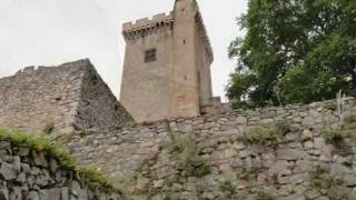 preview picture of video 'Castillo cátaro de Foix'