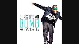Bomb - Chris Brown ft. Wiz Khalifa (Extreme Bass Boost)