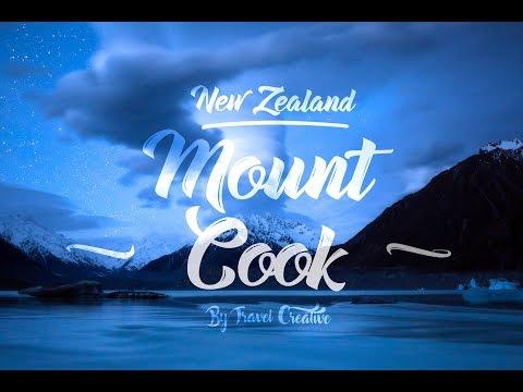 צאו לטיול אל הפארק המדהים שמקיף את ההר הכי גבוה בניו זילנד