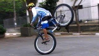 Como aprender RL: Hang Five (Wheeling Bike)