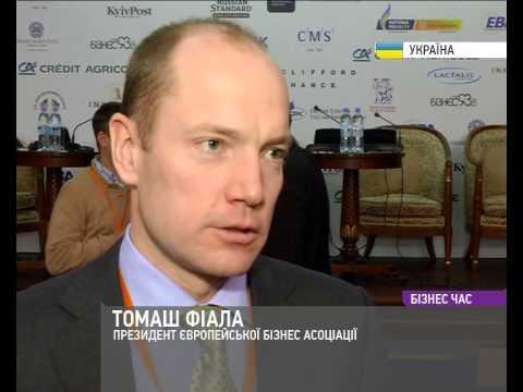 Томаш Фиала о коррупции. Для 5 канала (эфир 07.12.2013) (Интервью)