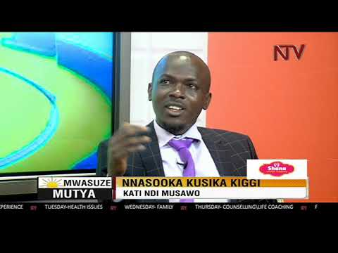 NTV Mwasuzemutya: Nnasooka kusika kiggi kati ndi musawo