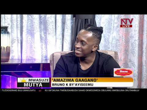 Mwasuze Mutya: Emboozi Y'omuyimbi Bruno K