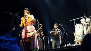 """Lila Downs """"Cama De Piedra"""" & """"Pa Todo El Año"""" & """"Tu Recuerdo Y Yo"""" & """"Fallaste Corazon"""" @ Foro TJ"""