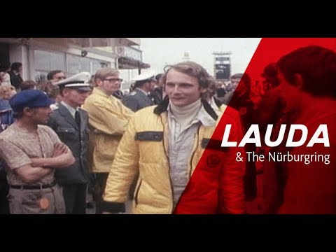 Niki Lauda & the Nürburgring | What has remained