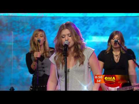HDTV Kelly Clarkson - I Do Not Hook Up (Good Morning America - 20th March 2009)