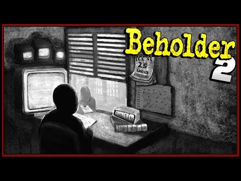 Hacking My Boss's Computer for Evidence! - Beholder 2 Gameplay
