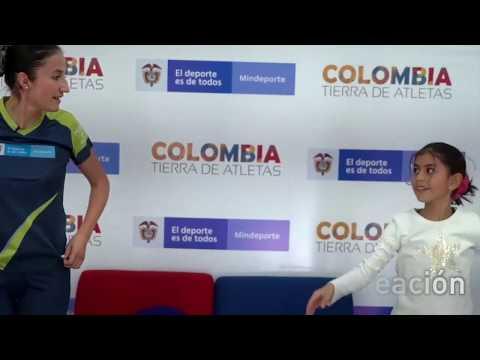 #PrevenciónYAcción: Trabajamos desde el deporte y la recreación por la salud de los colombianos