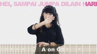 Lirik Lagu dan Kunci (Chord) Gitar 'Sampai Jumpa' - Endank Soekamti