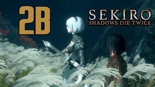 Play as 2B - YoRHa No 2 Type B Mod for Sekiro
